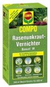 COMPO Rasenunkraut-Vernichter Banvel® M, Rasenherbizid auch gegen schwer bekämpfbare Unkräuter im Rasen, 240 ml -